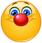 emoticon-with-clown-nose_140991472
