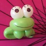balloon froggie
