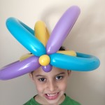 balloon martian helmet