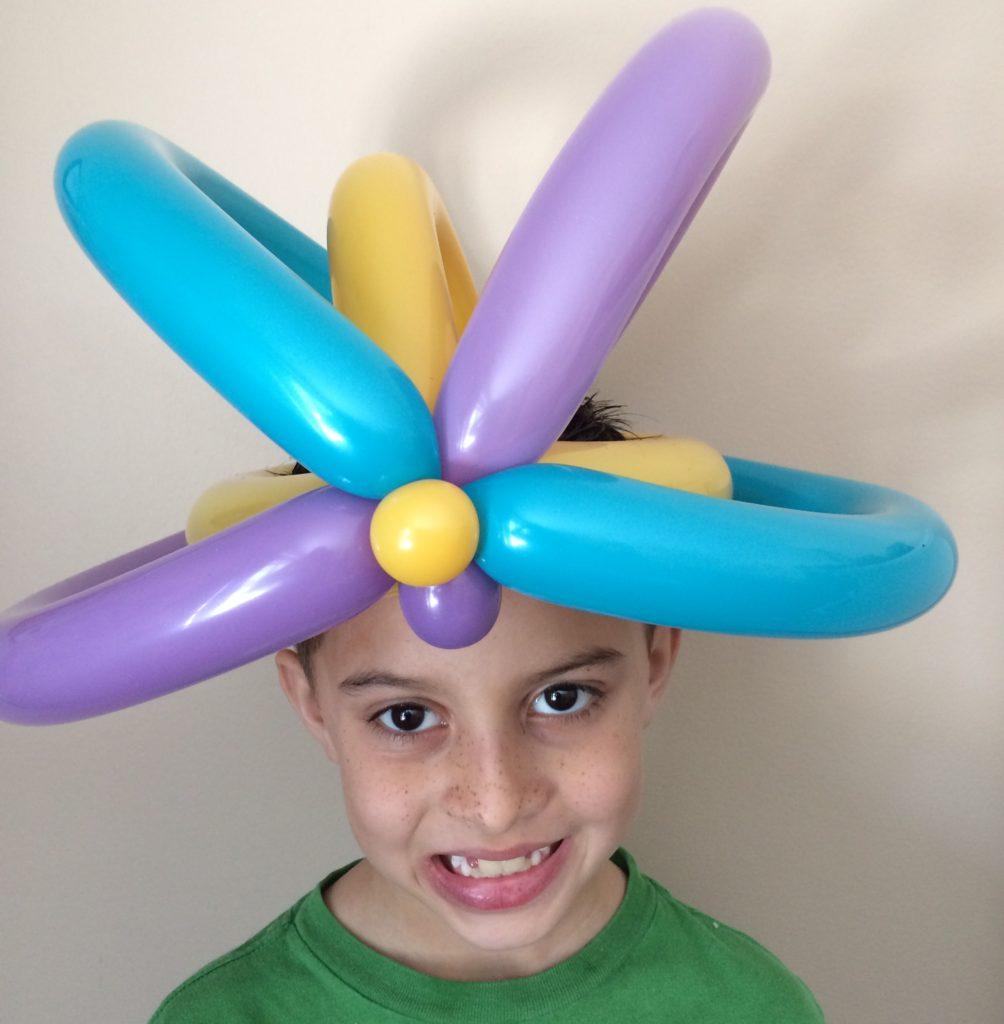 balloon martian helmet